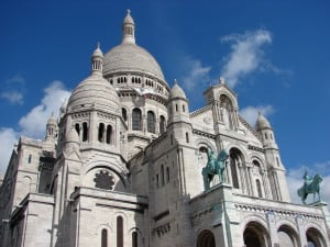 Sacré-Coeur, Paris
