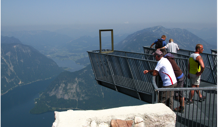 plateforme panoramique five fingers