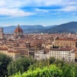 Falling for Florence - Valises & Gourmandises