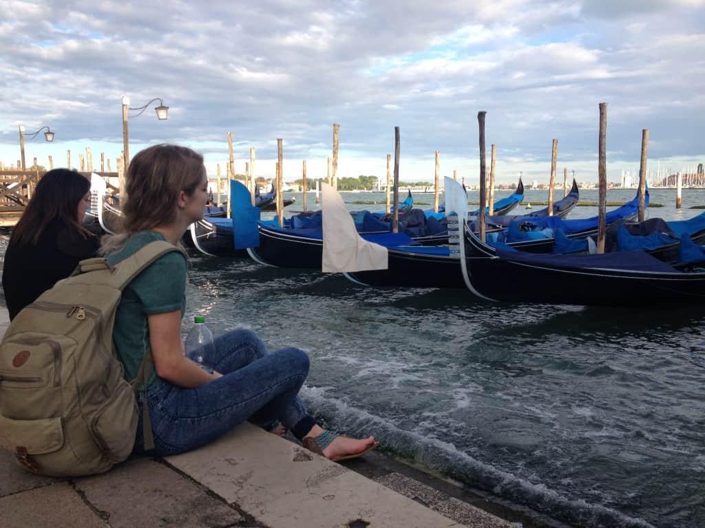 Contemplation de Venise