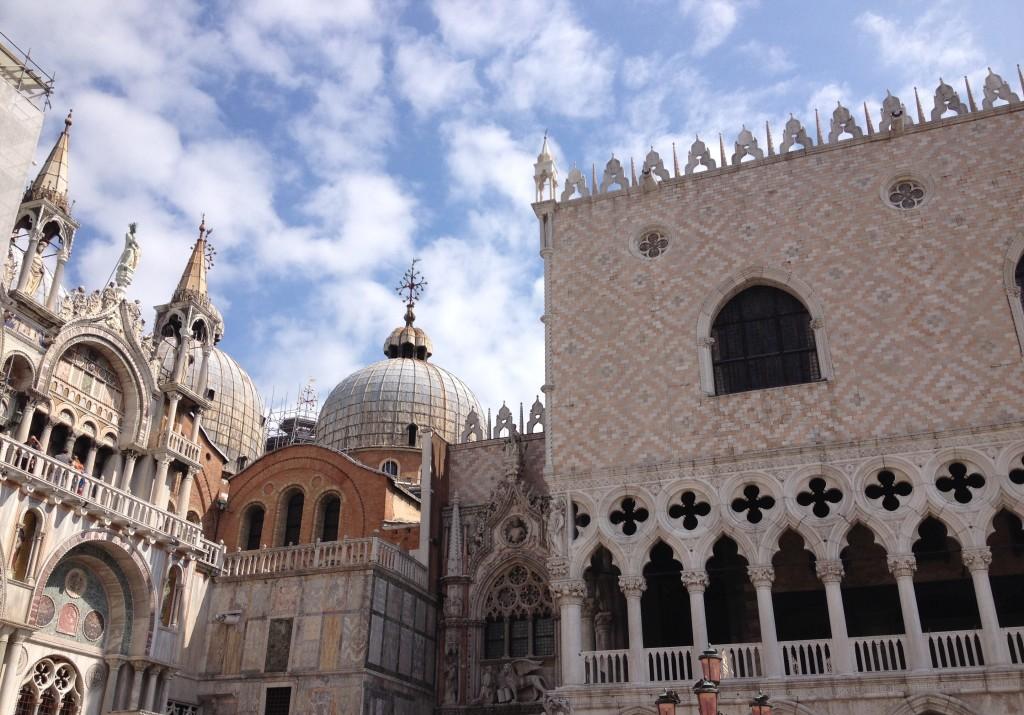 Palais des Doges & Basilica San Marco