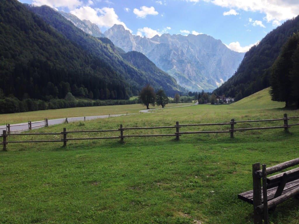 Vallée Logarska Dolina, Slovénie