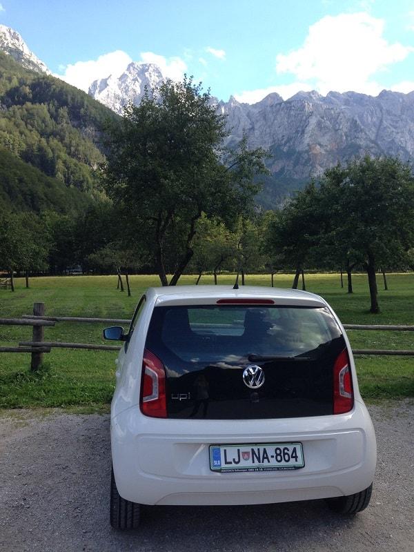 Roadtrip en Slovénie - Valises & Gourmandises