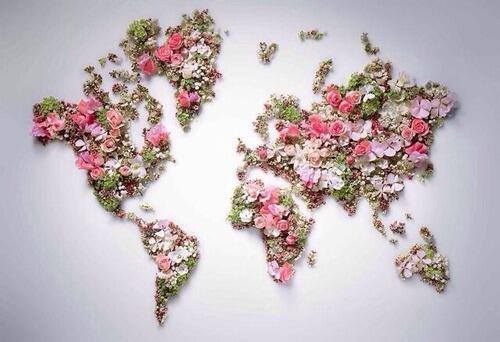 flowery earth