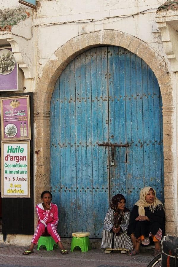 coopératives féminines d'argan