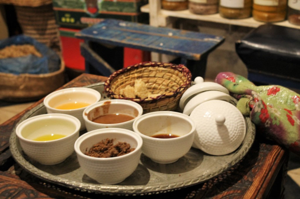 Argan products in Morocco