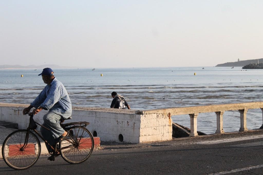 côte atlantique à Essaouira
