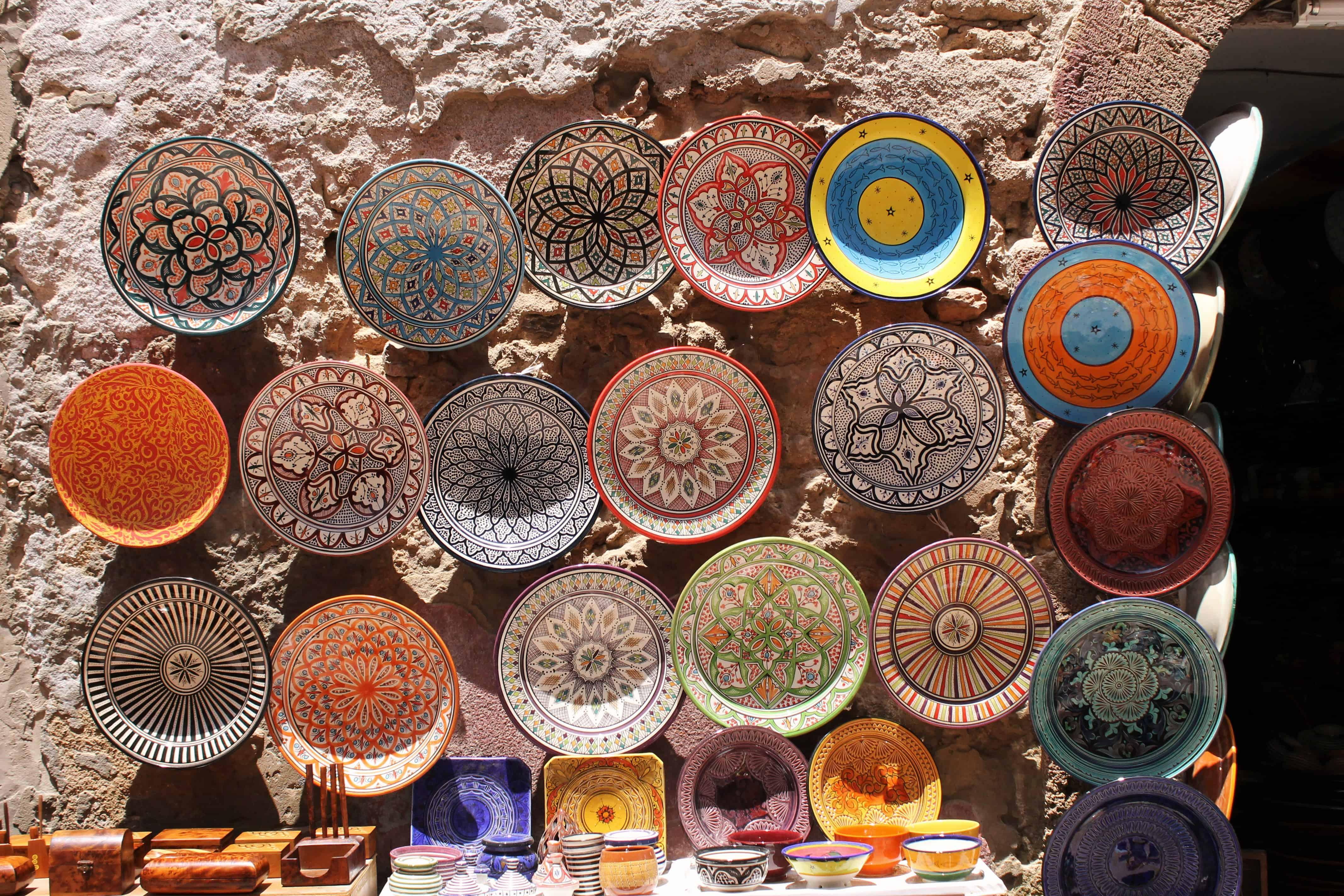 poterie à Essaouira, Maroc