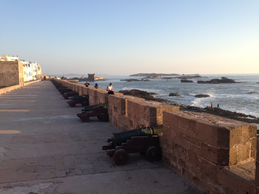 La Skala promenade, Essaouira