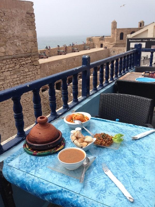 cours de cuisine marocaine à essaouira