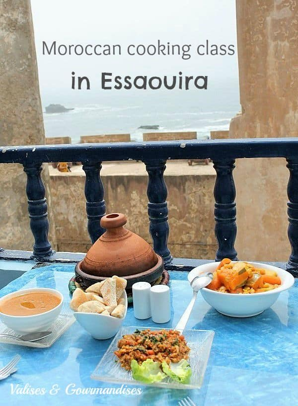 Moroccan cooking class in Essaouira