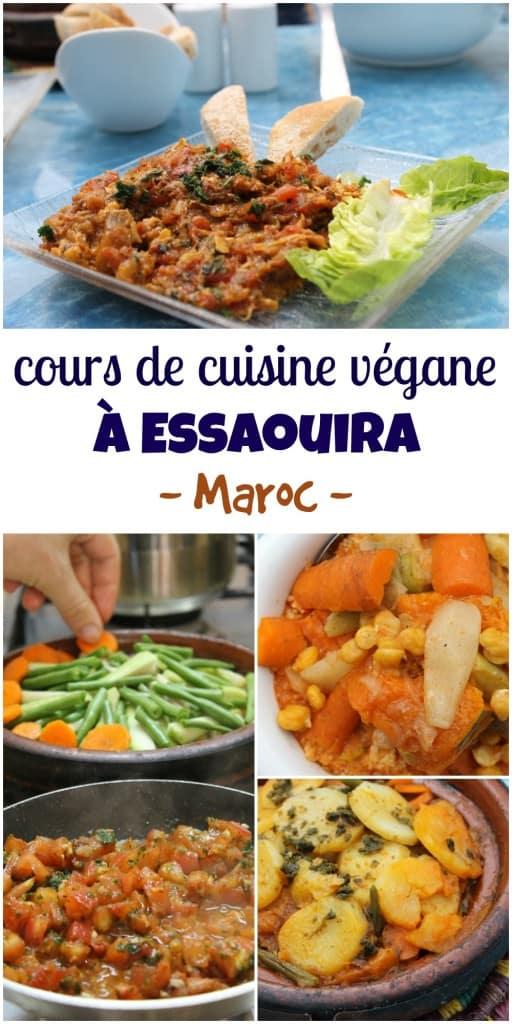 Apprenez à cuisiner comme les Marocains