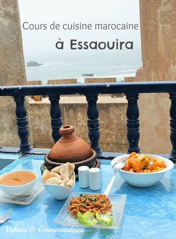 cours de cuisine marocaine essaouira valises gourmandises. Black Bedroom Furniture Sets. Home Design Ideas