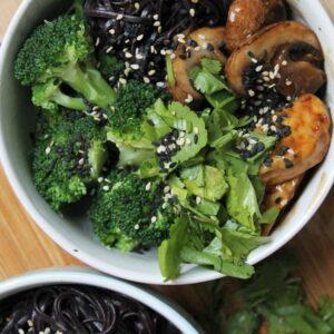 General Tao Tempeh - Healthy version of a favourite, general tao tofu - Valises & Gourmandises