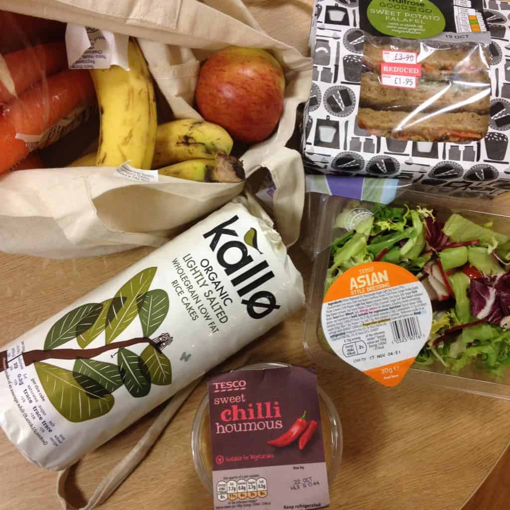 Cheap and healthy snack from Tesco