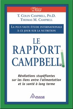 Le rapport Campbell - Ma liste de ressources sur le végétalisme