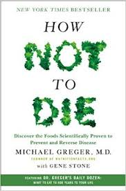 How not to die - My resource list on veganism