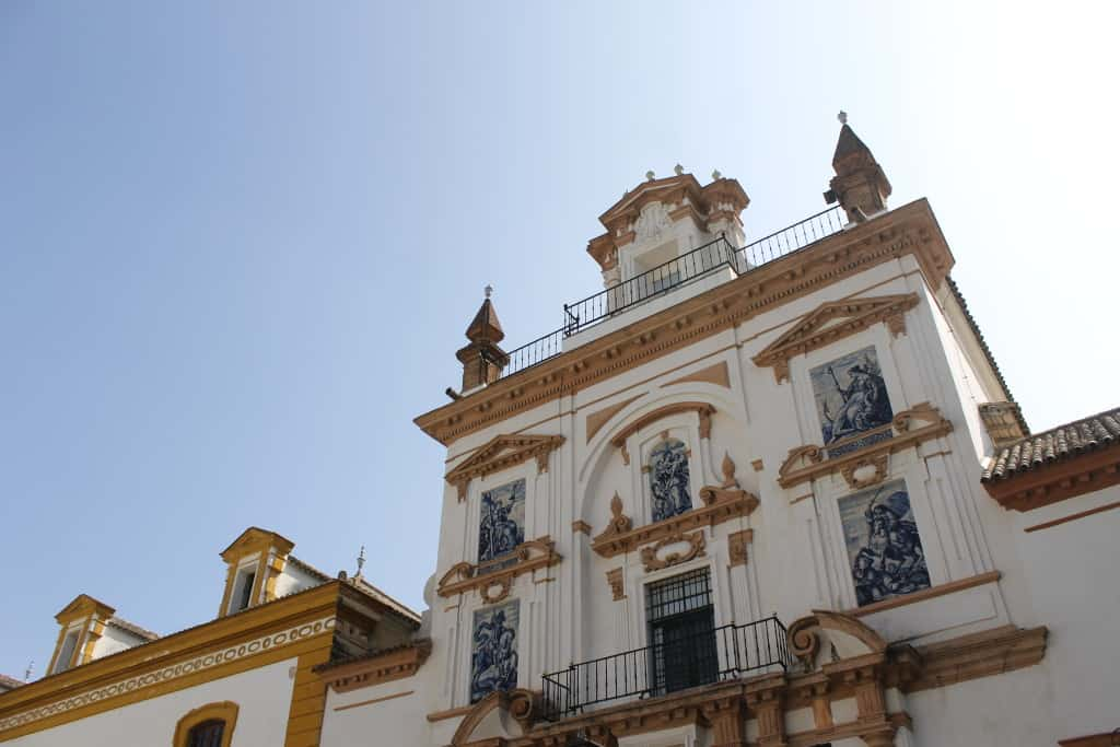 Postcards from Seville