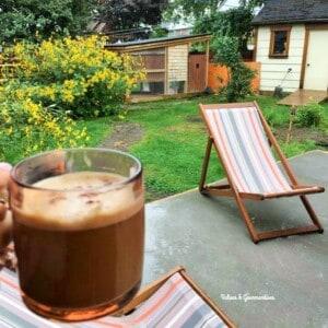Latte à la citrouille végétalien - Valises & Gourmandises