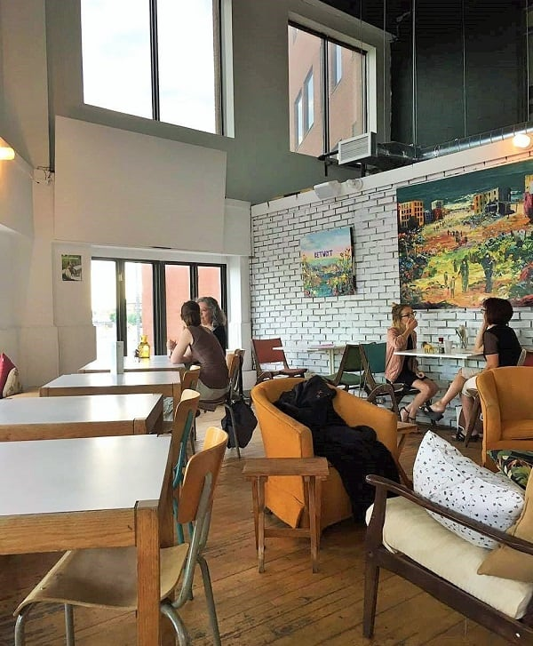 Café Frida, premier resto végane en Mauricie
