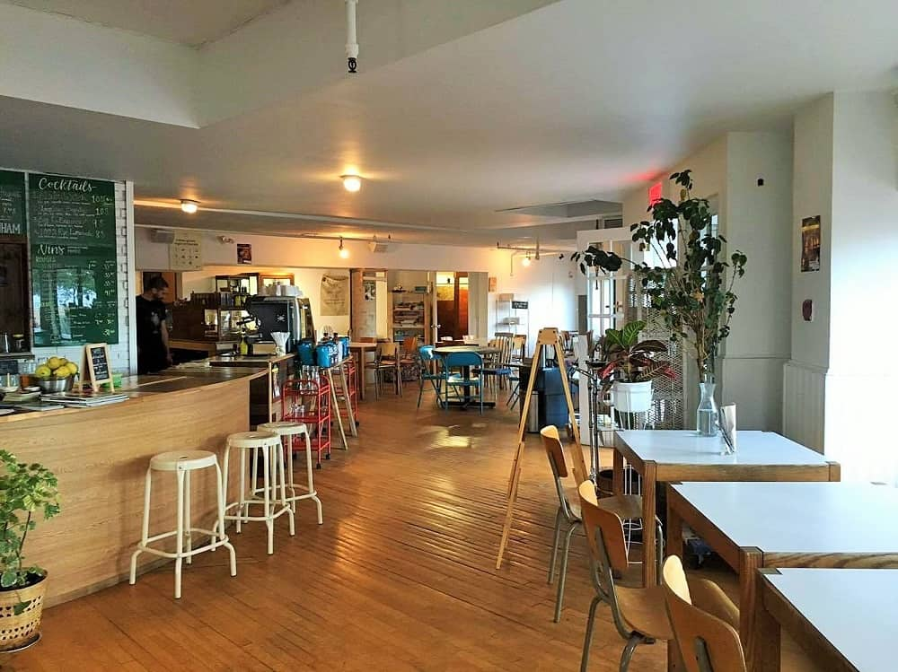 Café Frida, the first vegan restaurant in Trois-Rivières