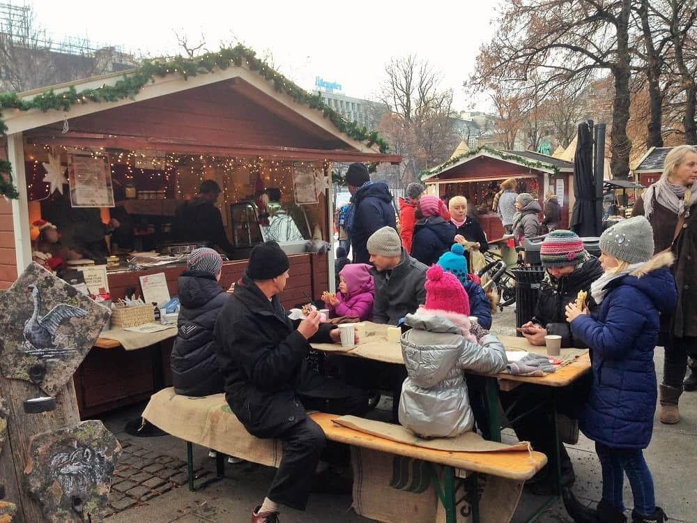 Quoi faire à Oslo sans dépenser un sou - Valises & Gourmandises