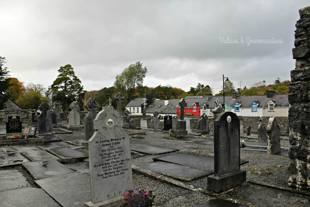 Cong cemetery, Irlande