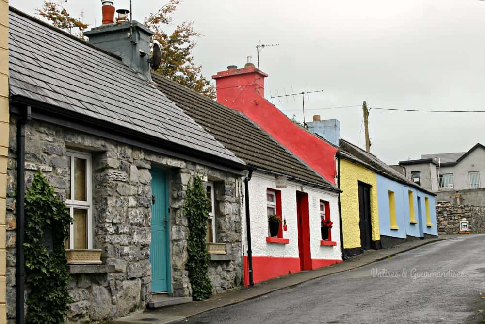 Cong village, Irlande
