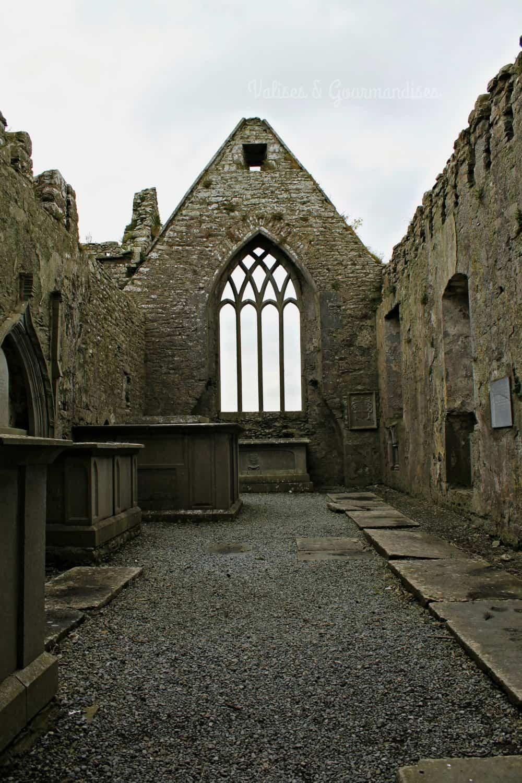 Ross Errily Friary Monastery, Irlande