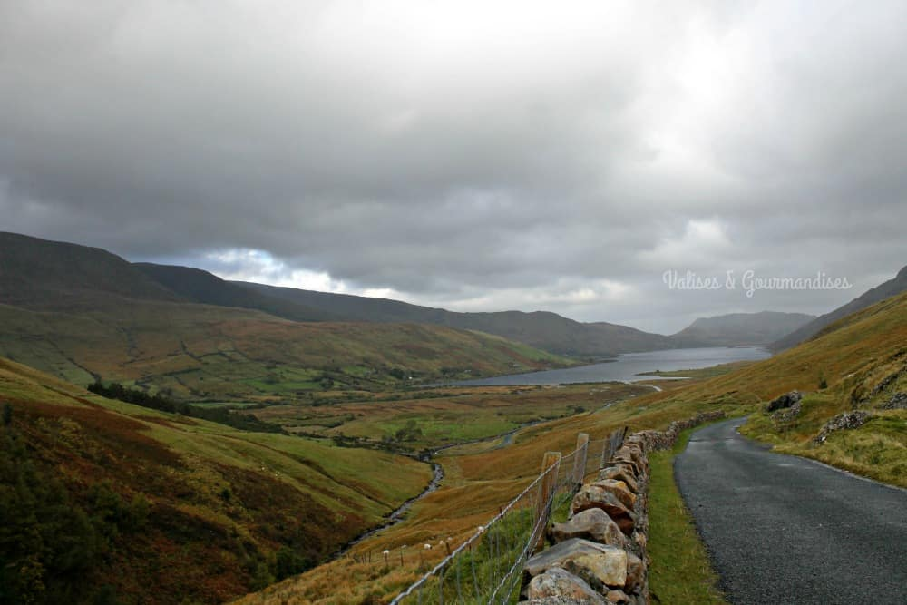 Lough Nafooey Valley Route, Galway county