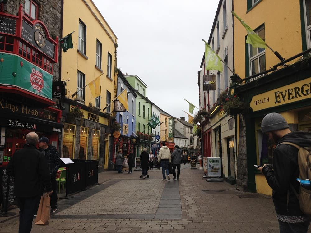What to do in Galway, Ireland