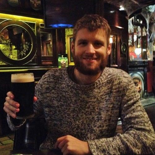Martin se sent comme à la maison en Irlande!