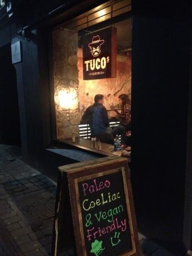Tuco's Taqueria, Galway Irlande