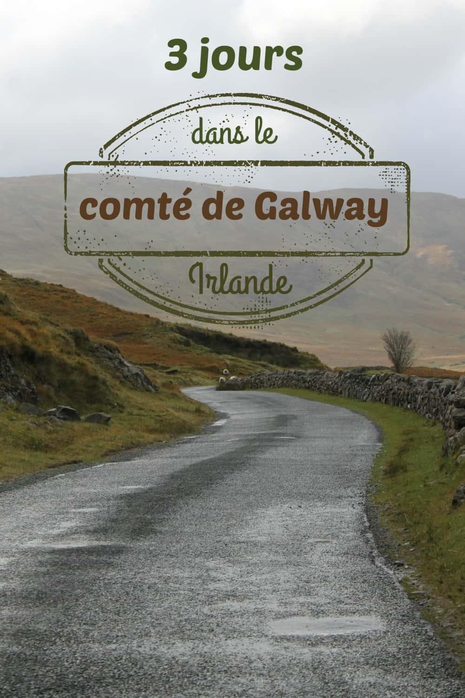 Découvrez les paysages magiques de l'ouest de l'Irlande!