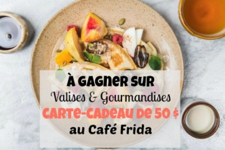 cafe frida carte-cadeau