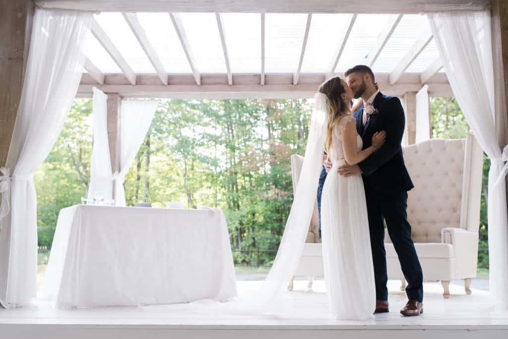 Mariage en nature, Mon mariage végane