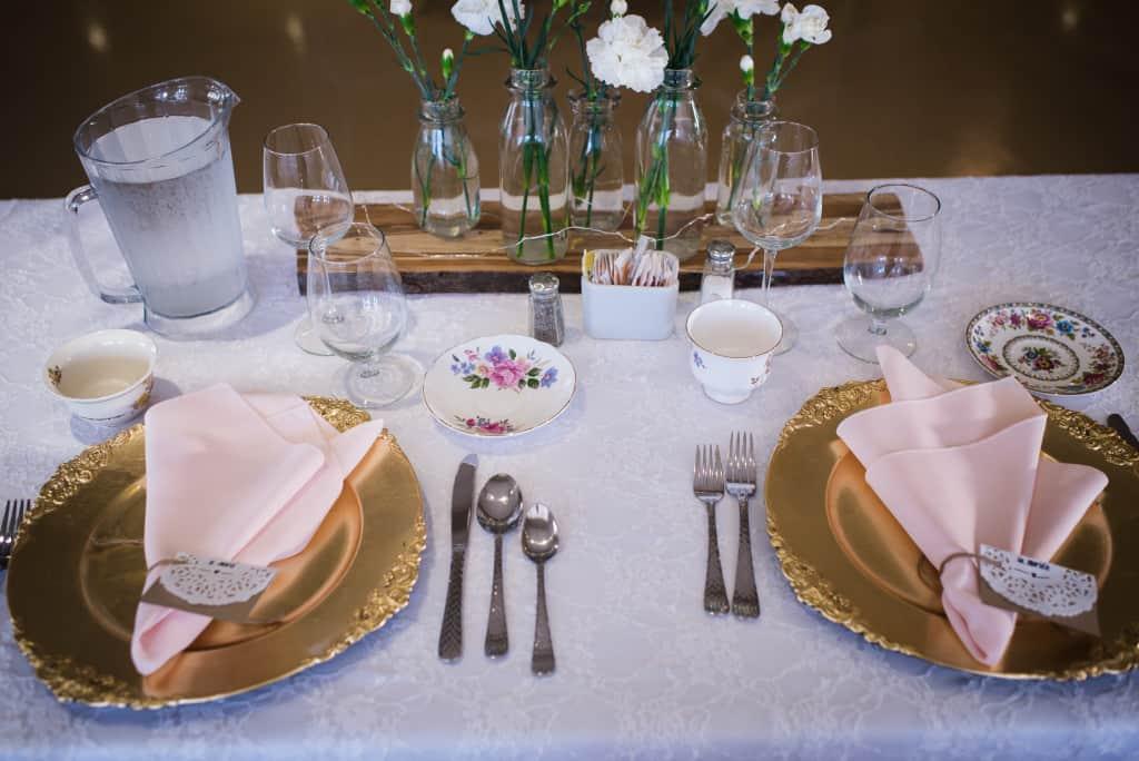 Table des mariés, Mon mariage végane