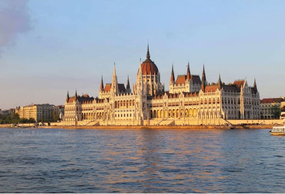 Carnet de voyage végane à Budapest
