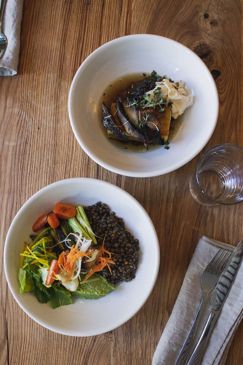 Frea Berlin, the first vegan and zero waste restaurant in the world